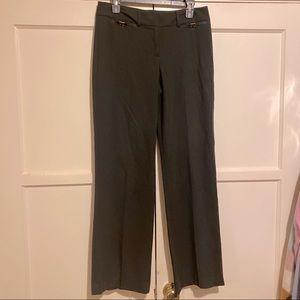 Larry Levine Black Work Trousers Size 6